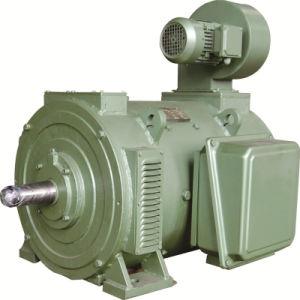 DC 500kw Motor eléctrico de gran potencia