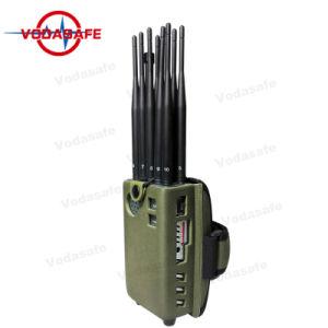 De ingebouwde Navulbare Batterij van het Lithium: 8000mAh, CDMA/GSM/3G/4glte de Radio van cellphone/Wi-FI /Bluetooth2.4G/5.8g/Lojack/Xm/Gpsl1/Gpsl2
