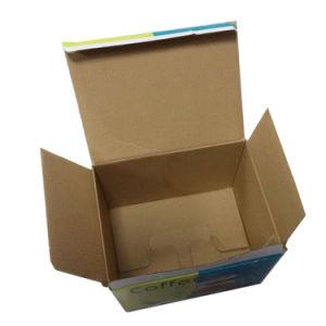 Pas het Vakje van de Thee van het Vakje van de Gift van het Vakje van het Karton van het Document voor Verpakking aan