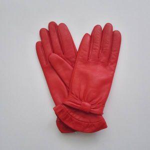 La moda Guantes de invierno, guantes de vestir de cuero