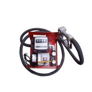 바람개비 회전하는 연료 펌프
