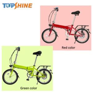 14,8kg crucero inercial bicicleta eléctrica plegable para adultos