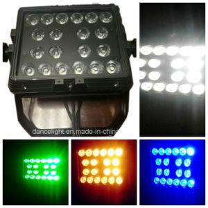 20 LED 6in1をつける屋外段階は同価の段階ライトを防水する