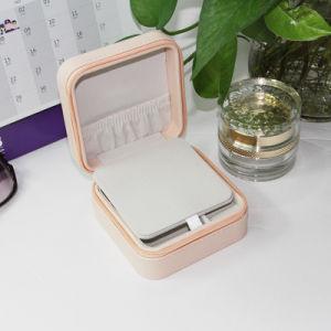 [بو] جلد [جفت بوإكس]/مجوهرات يعبّئ صندوق لأنّ مجوهرات, حل