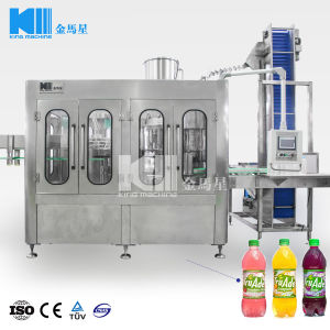 Pianta dell'imbottigliatrice del re Machine Beverage Coconut Water