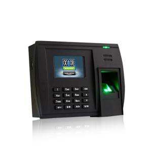 (Modelo 5000T-C) Sistema de Apontamento biométrico de impressões digitais