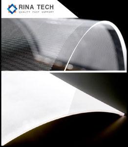 Piatto di guida chiara con il comitato ultrasottile della casella chiara con lo strato acrilico