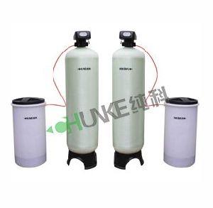 Chunke水処理設備のための自動水軟化剤