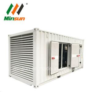 Лучшая цена 800 квт/1000 ква контейнер промышленный дизельный двигатель генератора Генератор
