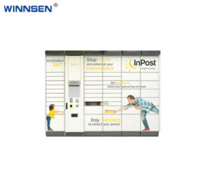De Kast van het Pakket van de Logistiek van de Kast van de Levering van het pakket voor het Door:sturen van het Pakket