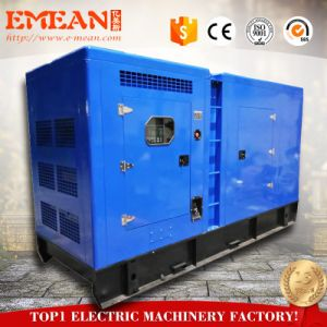 普及した、健康なSaling低雑音120kw 150kVAのディーゼル発電機