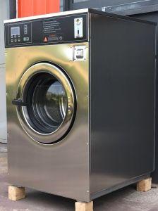 Wäscherei-System-Münzen-Unterlegscheibe und Trockner-Maschine 12kg