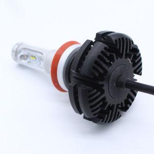 工場直接販売自動LEDのヘッドライトのための卸し売り自動軽い車LED X3マルチカラー12V H11 LED H1 H4 H7