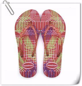 Commerce de gros personnalisé de qualité supérieure à l'intérieur sandales de bain hommes Tongs pantoufles