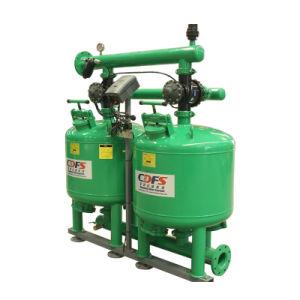 Retrolavagem automática do filtro de Areia 10m3/H