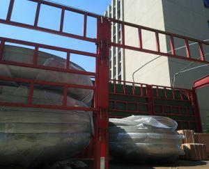 L'acciaio inossidabile certificato PED del Ce servisce le protezioni per il serbatoio farmaceutico della strumentazione della birra del macchinario del contenitore a pressione del macchinario di alimento da Colding Forming