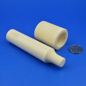 O zircão rosqueado polido fino e Si3n4 material de cerâmica do Cilindro do Pistão