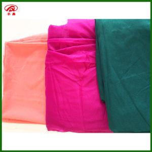 30d Peso ligero tejido de entretela adhesiva/la interconexión de tejido de gasa o de alta calidad de las mujeres ropa