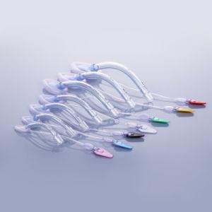 Los productos médicos de la máscara laríngea reforzado silicona reutilizables Airways