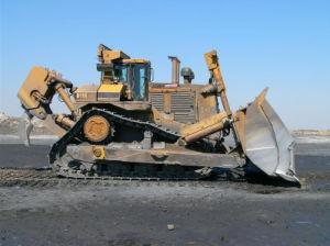 Katze-Sortierer-/Planierraupen-Ersatzteile schmiedeten Trennmaschine-Zähne 9W2451