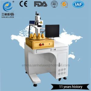 Волокна лазерная маркировка / гравировка машины для электроники Compoents
