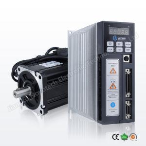 750W 400W 80 3000 rpm de brida Servomotor AC 220V