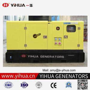 Soem-Preis mit China-schalldichtem 80kw 100kVA Diesel-Generator des Spitzenmarke Yto Motor-