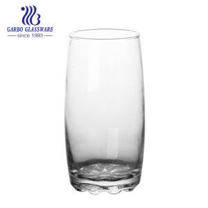 La copa de vidrio soplado 400 ml de agua para beber (GB061413W)