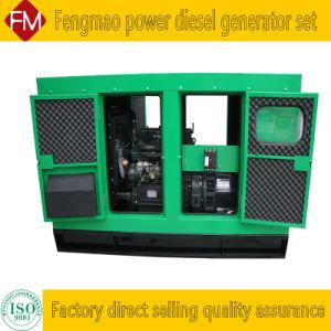 30kw Preço gerador a diesel equipado com motor Cummins 4bt3.9-G2