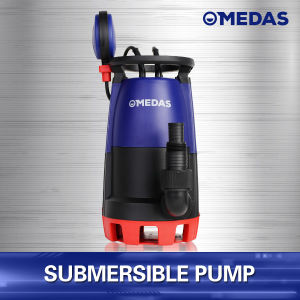 1HP Limpar/ água suja da bomba submersível