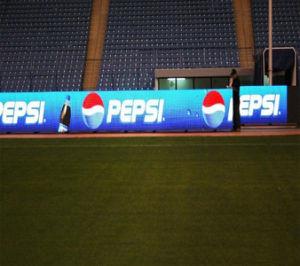 P8 P10 P16 commode et le démontage du périmètre d'installation de panneaux publicitaires affichage LED