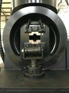 De hydraulische Rebar het Verstoren van het Eind Staaf van het Staal van de Machine van het Smeedstuk