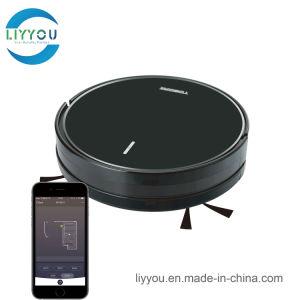 Ly-X5 Gyro Navegação & Smart Memory Smart Phone APP WiFi Aspirador Robô inteligente de controle