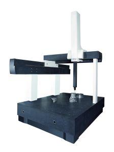 3D de alta calidad Seti-Auto tres máquina de medición de coordenadas (WM-NC-201210)