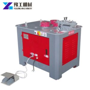 Полностью автоматическая Rebar гибочный станок