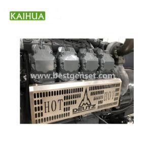 판매를 위한 Deutz 500kVA 침묵하는 유형 디젤 엔진 발전기 Bf8m1015cp-Lag2