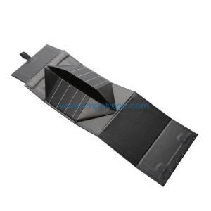 Verpakkende vlak Ingepakte Vakje van de Gift van het Document van de Opslag van de fabriek het Matte Zwarte Vouwbare Magnetische Opvouwbare