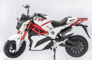 Potente CEE Electric Racing Motociclo 5000W 72V 50AH Bateria de lítio para adultos