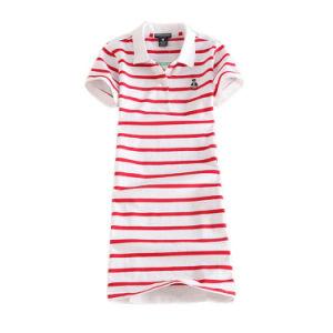 Het Overhemd.Kleding Van Het Overhemd Van Het Polo Van De Dames Van De Douane De