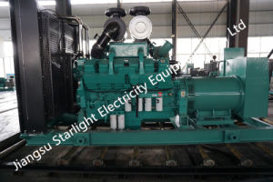 het Stille Type Genset van Reeks van de Generator van de Dieselmotor van 200kw 250kVA Cummins nt855-GA
