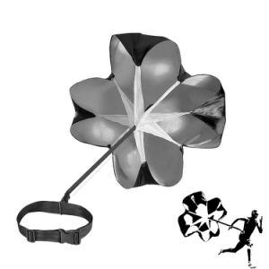 Paracaídas de entrenamiento de resistencia de velocidad de la primavera de la vertedera formador