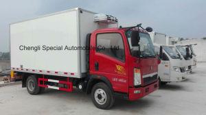 Isuzu 4X2食糧交通機関のためのトラック10トンの冷却装置