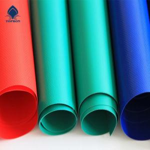 O projeto mais recente lona impermeável com revestimento de PVC