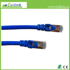 Venta caliente Cat5e UTP Cable de conexión de fibra óptica