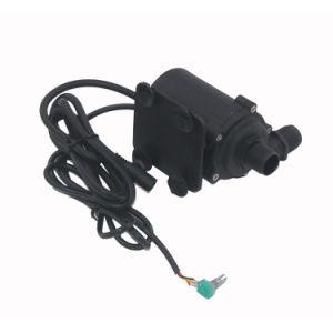 pompe a basso rumore di flusso 1200L/H di CC 12V per il fornitura di circolazione dell'acqua del campo del riscaldamento