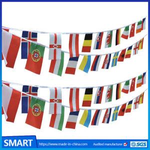 ポリエステルロシアWorld Cupのための50ヶ国String Flag