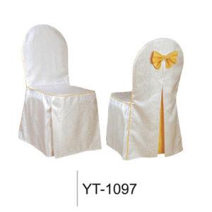 Haut de meubles Chaise de mariage le couvercle et chiffon de table