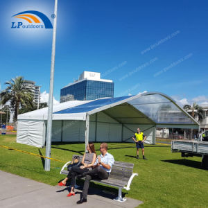 Draußen freie Überspannung Arcum Aluminiumrahmen-Partei-Zelt für Hochzeits-Ereignis
