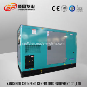 Dieselgenerator der China-populären leisen Energien-25kVA mit Weichai Motor