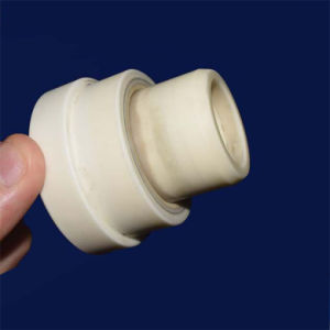 Cerâmica Industrial Al2O3 Anti-Wear luva de cerâmica de alumina da bomba do eixo